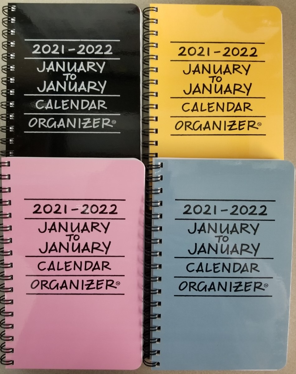 Image For PLANNER JANUARY TO JANUAR
