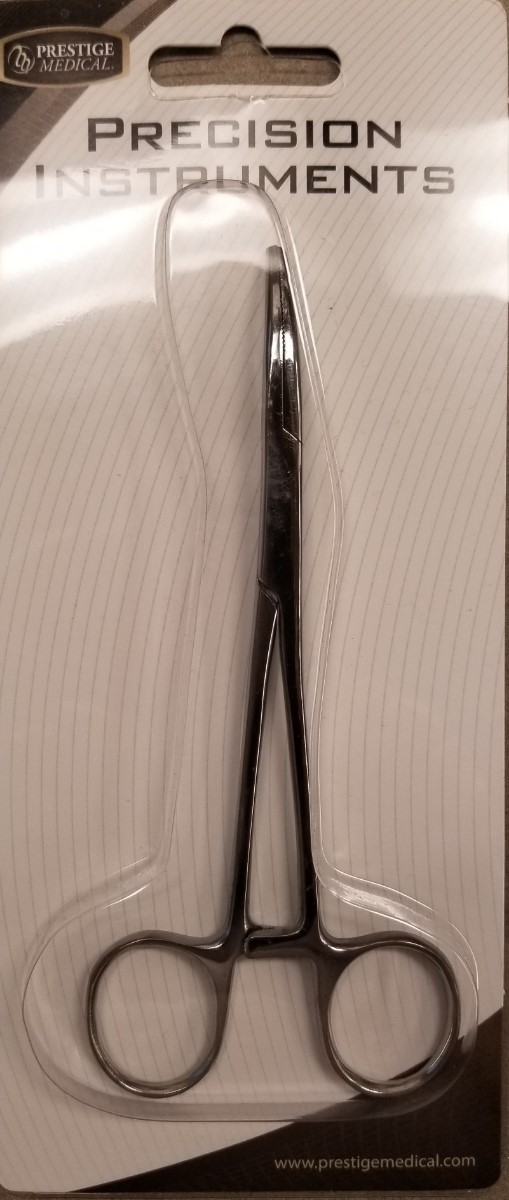 "Image For FORCEPS 5.5"" KELLY CURVED"