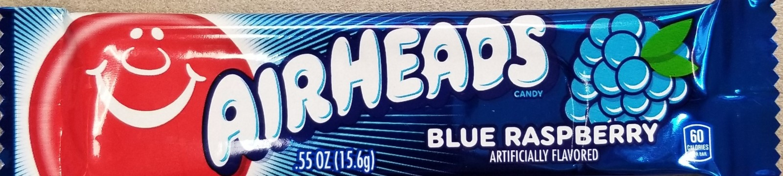 Image For AIRHEADS - BLUE RASPBERRY