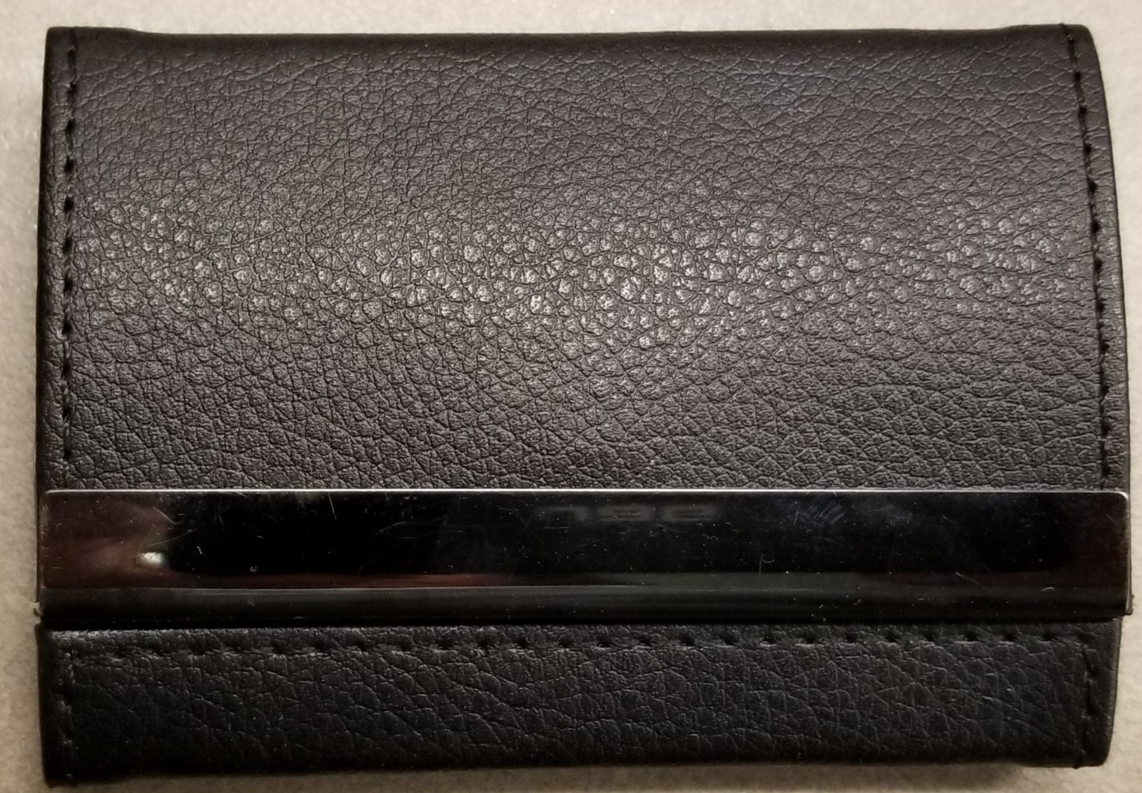 Image For CARD HOLDER LEATHER
