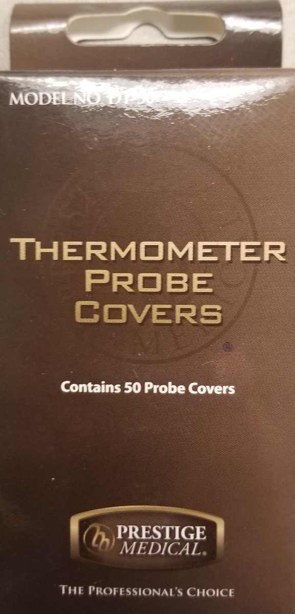 Image For DIGITAL THERMOMETER - COVERS