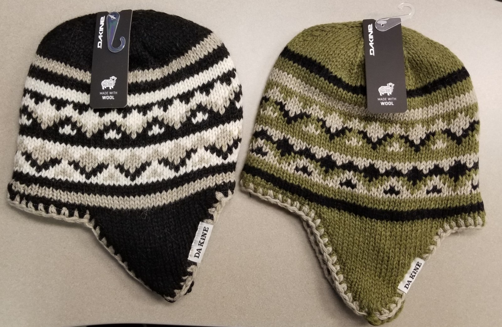 Image For WINTER HAT: ANTON (WOOL)