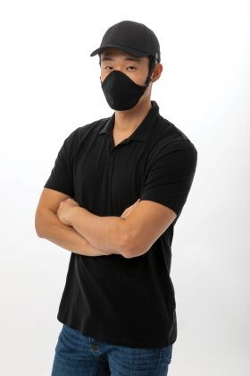 Image For MASK: CULINARY BLACK WITH CLIPS