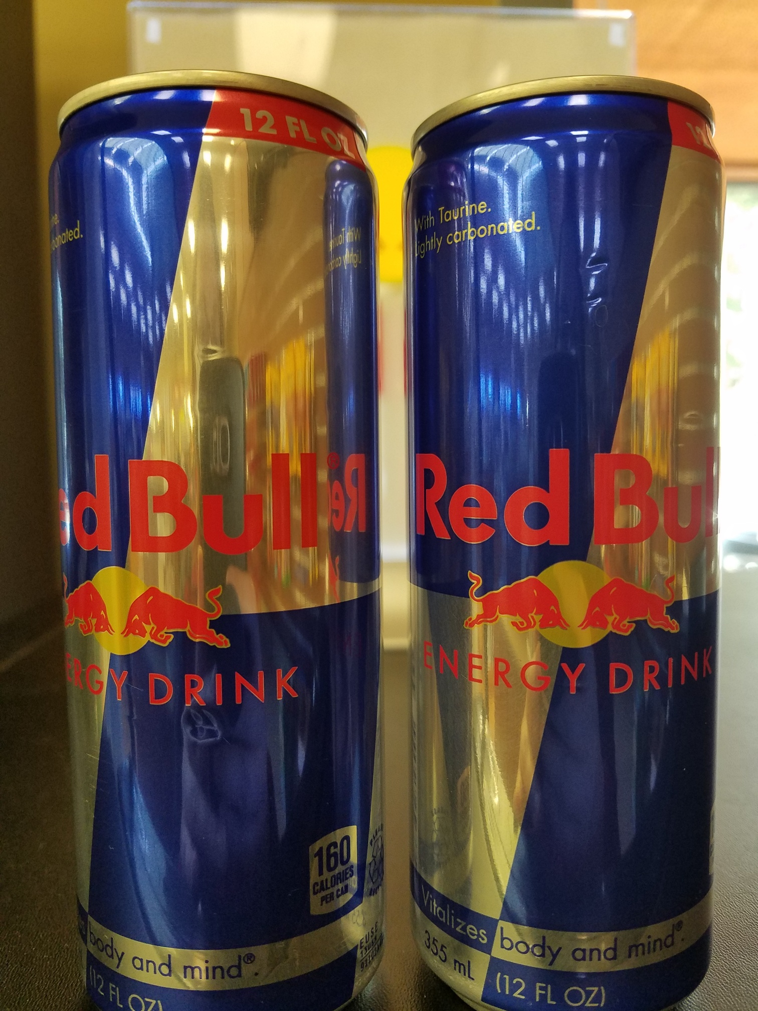 Image For RED BULL 12 OZ