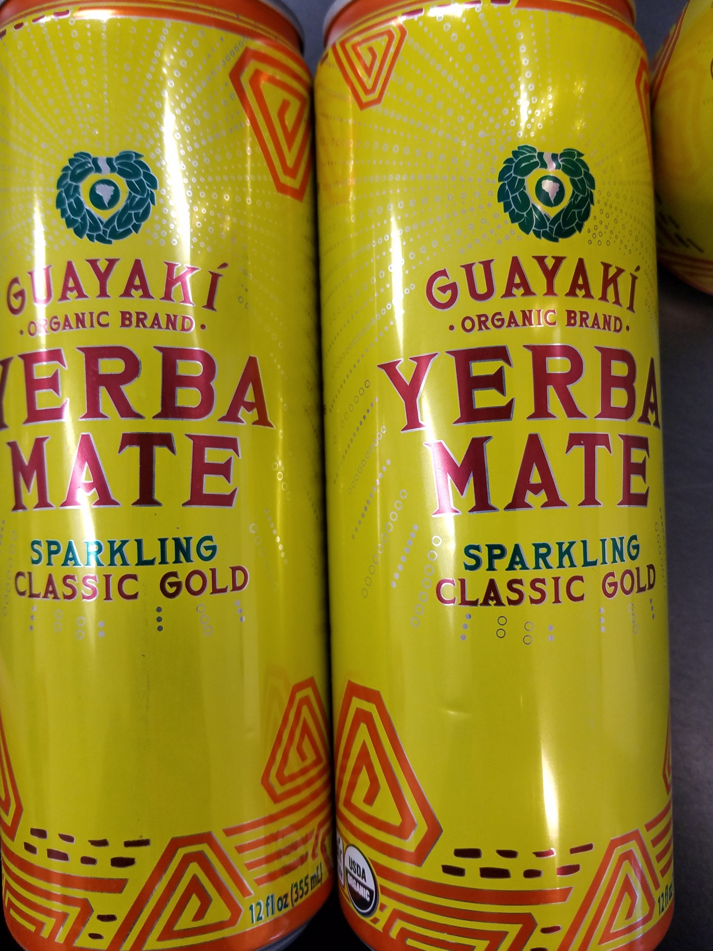 Image For YERBA MATE GOLD 12OZ
