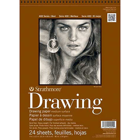 Image For DRAWING PAD 400 SERIES 18X24 **CURBSIDE PICK-UP ONLY