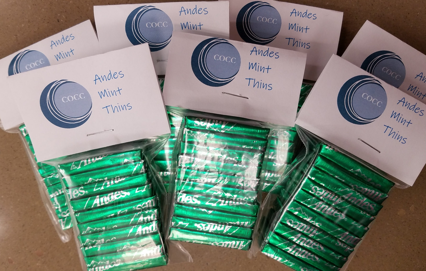 Image For ANDES MINT THIN 10 PACK