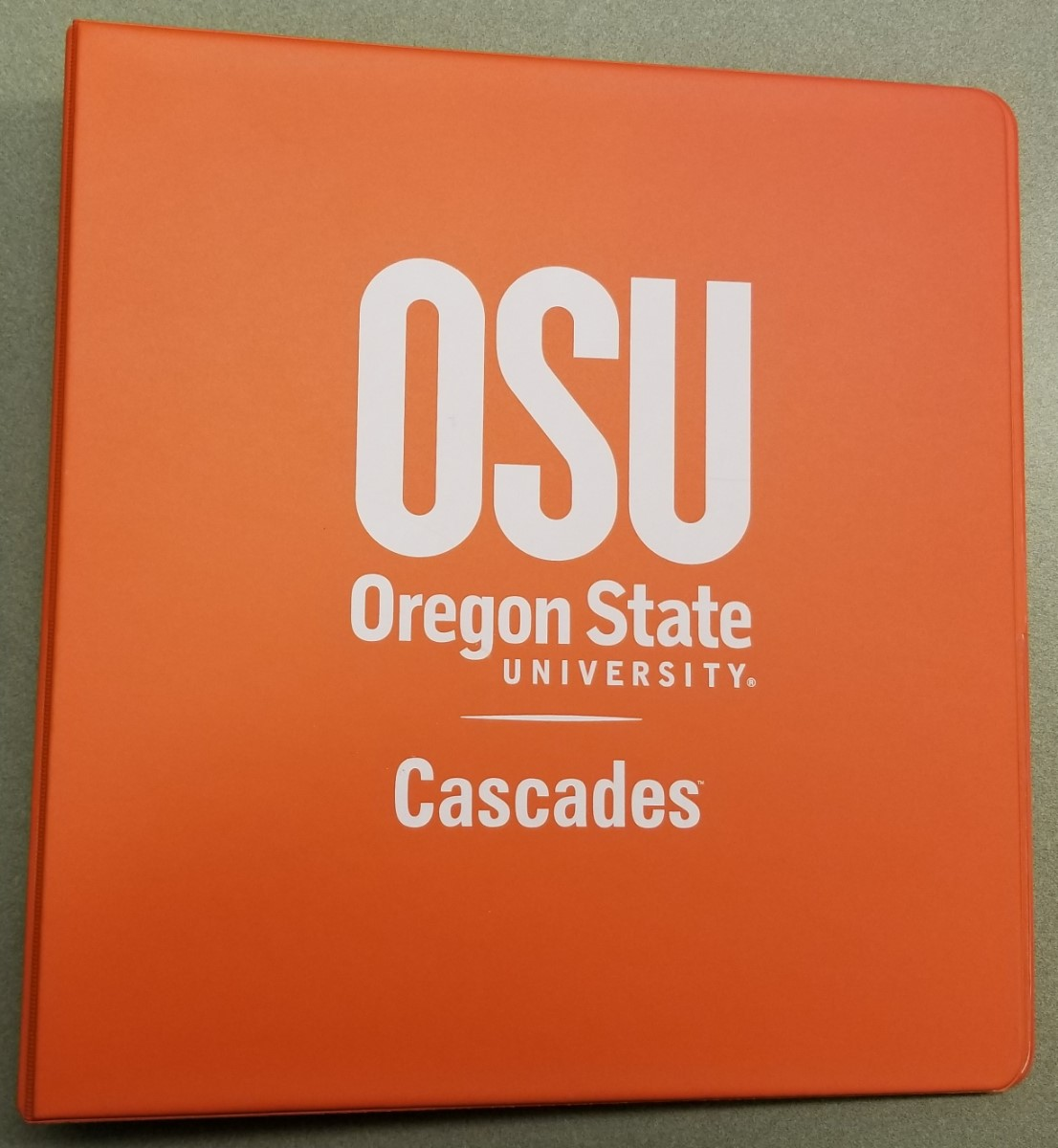 "Image For BINDER 1.5"" OSU CASCADE **ONLY 1 LEFT"